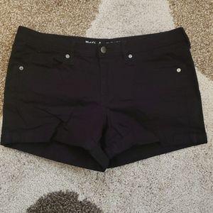 Mossimo Black Shorts
